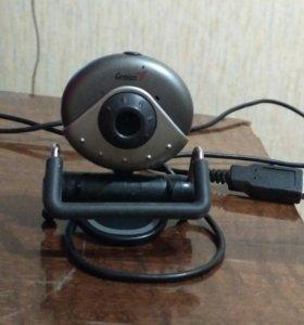Веб-камера Genius и USB-разветвитель