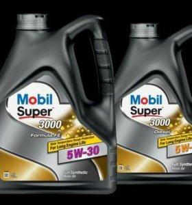Моторные масла Mobil