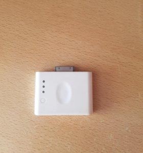 Внешнии аккумулятор для ipad и iphone4, 4s