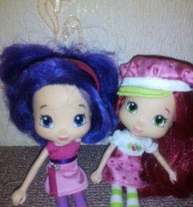 Куколки Шарлотта и Сливка