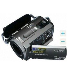 Видеокамера Sony DCR-SR82