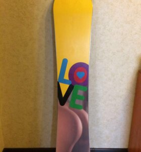 Сноуборд Burton Love 155см