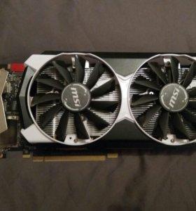 Видеокарта MSI GTX 960 OC 2GB