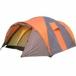 Палатка 4-х местная Larsen Quadro