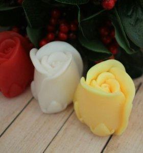 Мыльные бутоны роз