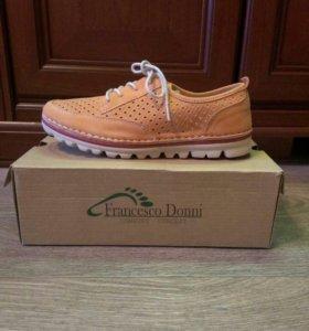 Туфли, ботинки, Francesco Donni, новые