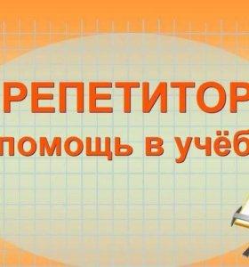 Репетитор начальная школы