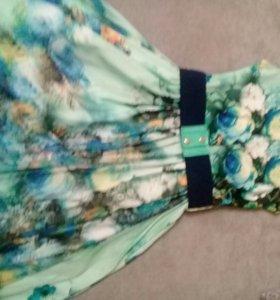 Платье для девочки 10-11 лет