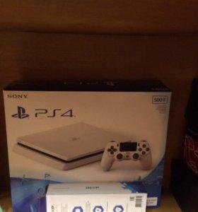 PS4 super slim 500Gb