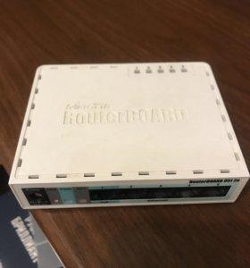 Маршрутизатор MikroTik 951-2n