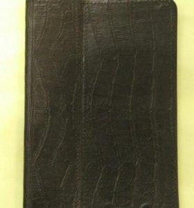 Чехол кожаный для i pad дизайнерский