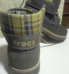 Ботинки детские Crocs