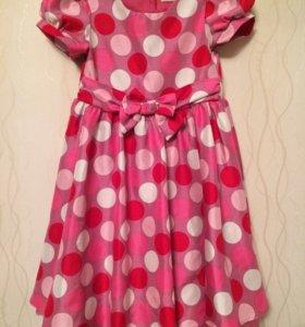 Платье на девочку 2-3 года