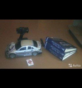 Радиоуправляемый гоночный болид AMG mercedes