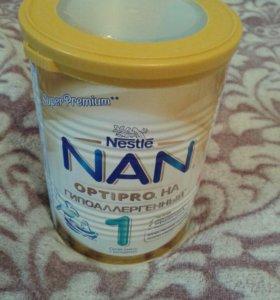 Молочная смесь NAN 1 Гипоаллергенный