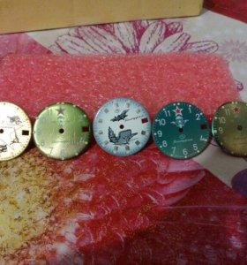 Циферблаты на часы