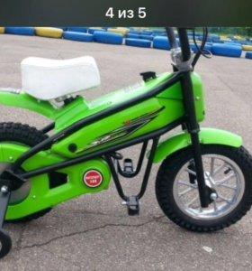 Детский электромотоцикл Mikrik