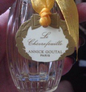Annick Goutal , парфюм (2600)+крем для тела (1100)