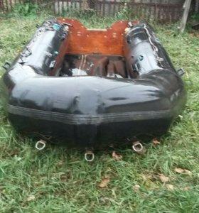 Надувная лодка млк-8