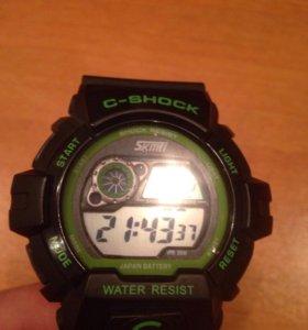 C-SHOCK часы