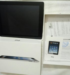 Appl iPad 4 128 Wi-Fi + 4g