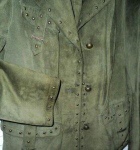 Куртка замшевая женская Montecatini