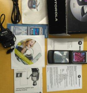 Motorola razr v3 и krzr k1