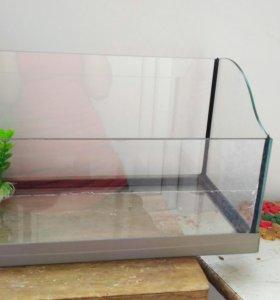 Террариум для черпах