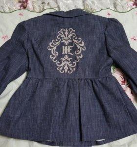 Джинсовый пиджак Misso