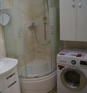 Сдам квартирупосуточно 1-к квартира45 м²на 2 этаж