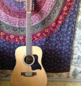 Гитара 12-ти струнная концертная