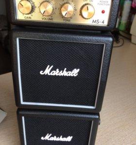Marshall Micro stack ms-4