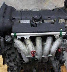 Двигатель на вольво s80 5244s