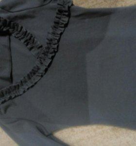 Продам трикотажные платья, размер 42