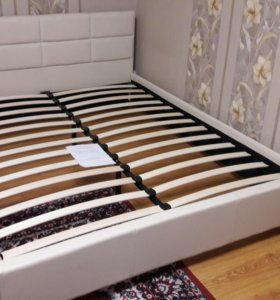Новая кровать.