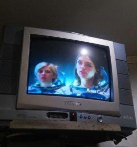 телевизор тошиба-бомба
