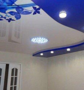 Натяжные потолки art: 450