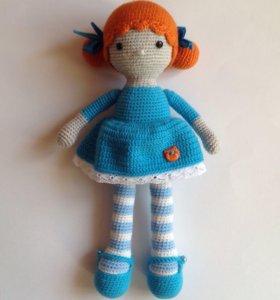 Куколка, ручная работа, 30 см