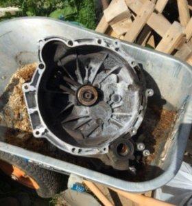 Коробка передач механика Ford Fusion 1.6
