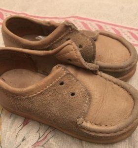 Ботинки детские летние