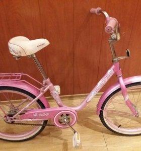Велосипед детский stels pilot 200 girl