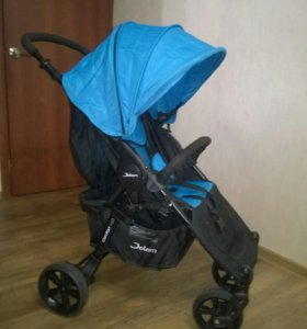 "Прогулочная коляска ""Jetem Comfort 4.0"""