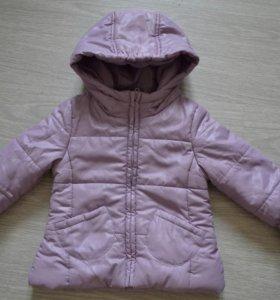 Куртка для девочки 6-12 месяцев.