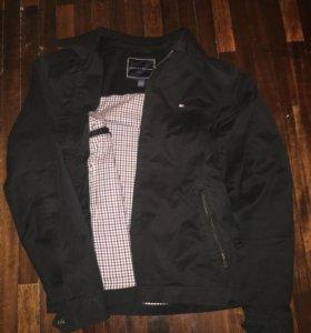 Мужская Весенняя Куртка Tommy Hilfiger