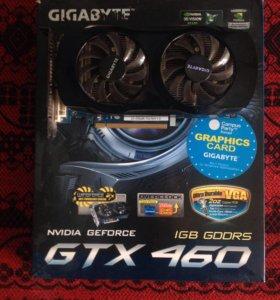 Видеокарта gtx 460 1gb