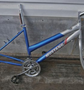 Рама для велосипеда и комплектующие
