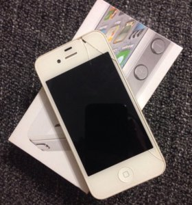 Б/у iPhone 4s (16gb)