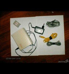Huawei SmartAX MT880 adsl модем