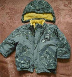Куртка HIPPO- HOPPO весна- осень