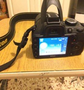 Фото аппарат Nikon